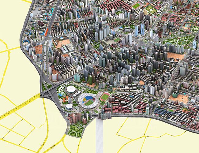 Baidu MapExtent