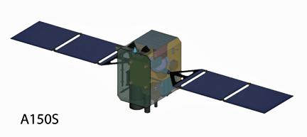 A150S Satellite