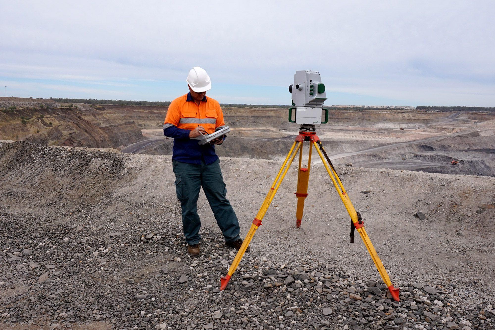 Maptek I-Site 8820 Long Range Laser Scanner