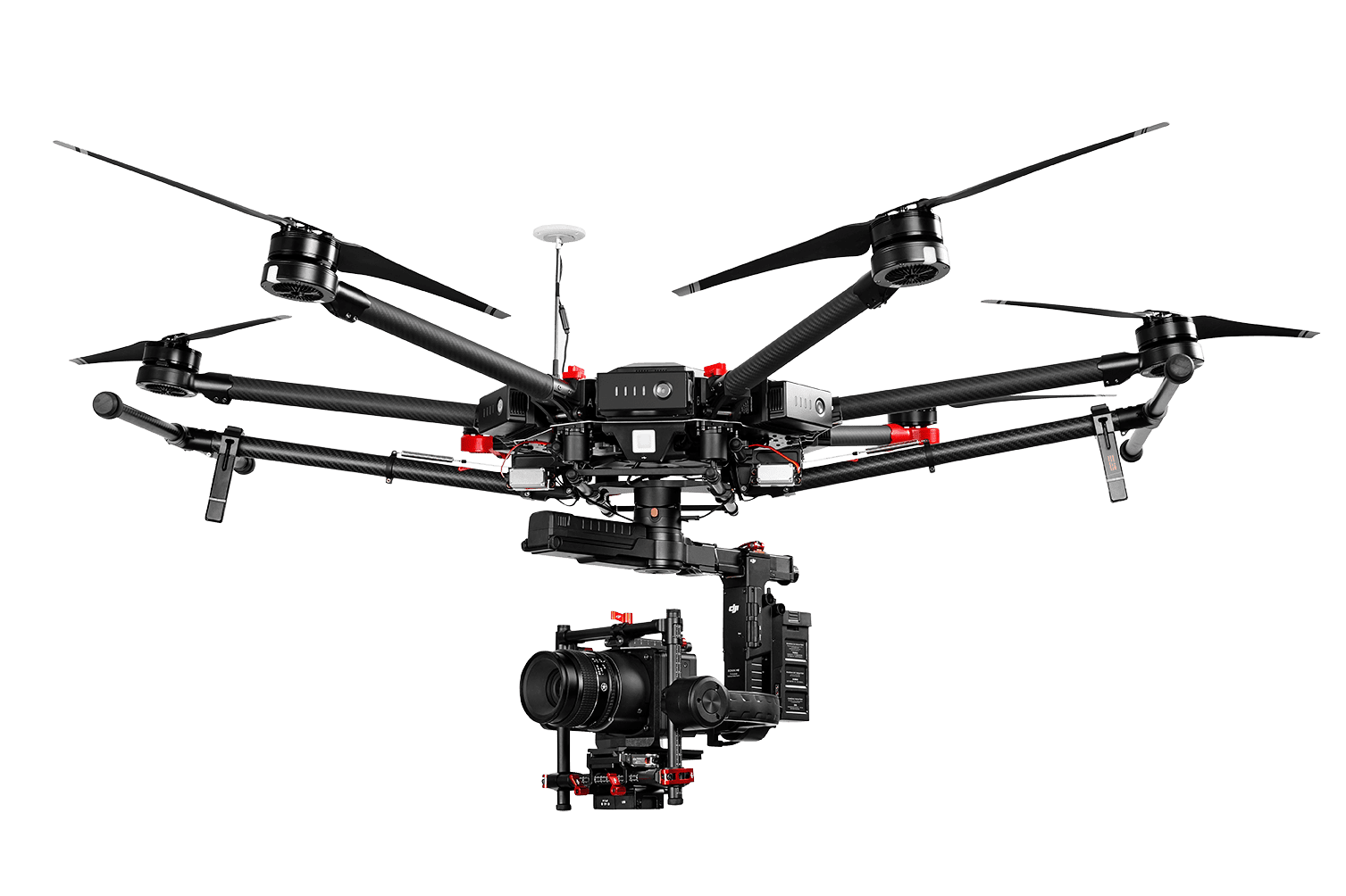 Phase One Fully Integrated Drone Solution with DJI M600 ...